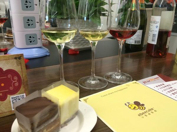 当甜品遇上葡萄酒4