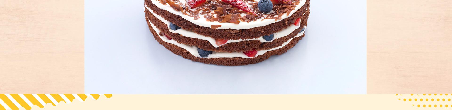 ebeecake小蜜蜂蛋糕 思念|缤纷乐园蛋糕