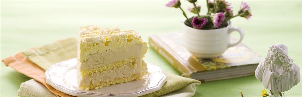 遇见|榴莲冰激凌蛋糕