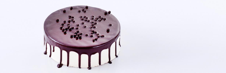 感恩 朗姆冰激凌蛋糕
