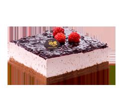 甜蜜|蓝莓冻芝士