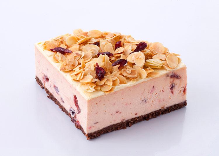分享|蔓越莓芝士蛋糕