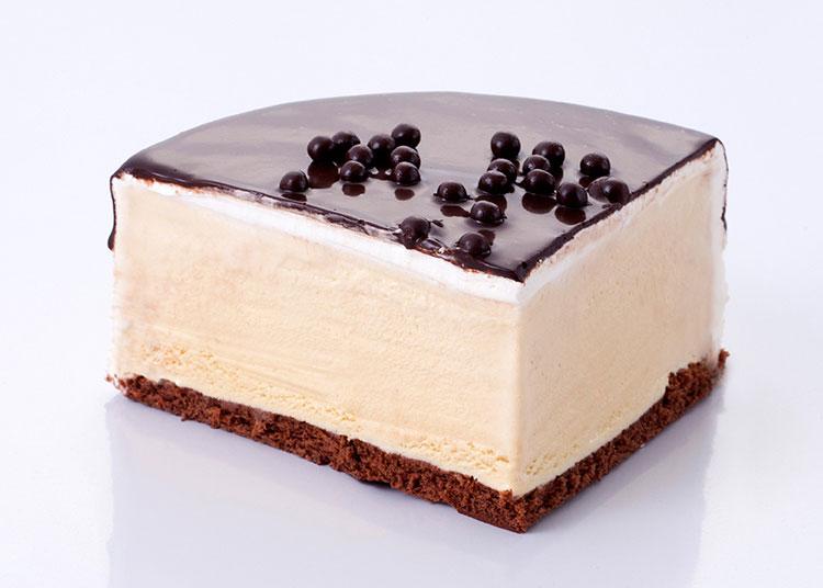 感恩|朗姆冰激凌蛋糕