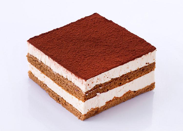 迷恋|提拉米苏蛋糕