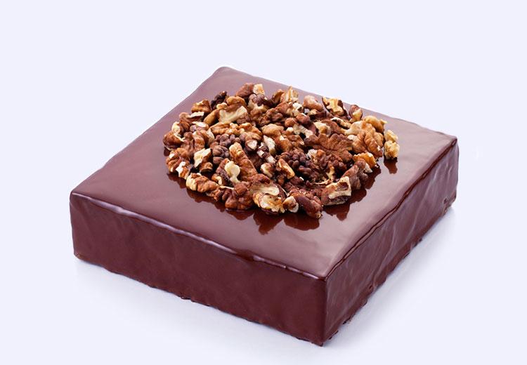 回味|枫糖威士忌坚果巧克力蛋糕 ebeecake 小蜜蜂蛋糕
