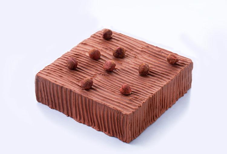 榛爱|黑巧克力榛子蛋糕 ebeecake 小蜜蜂蛋糕