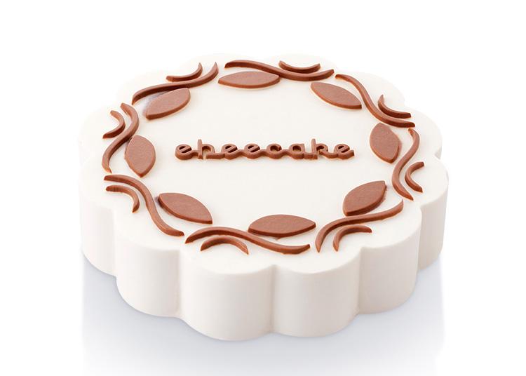 皓月|浓情凝聚(四种口味)蛋糕