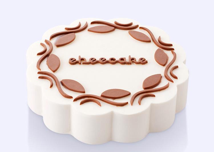 皓月|浓情凝聚(四种口味)蛋糕 ebeecake 小蜜蜂蛋糕