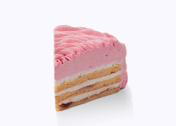 我愿意|玫瑰荔枝慕斯蛋糕