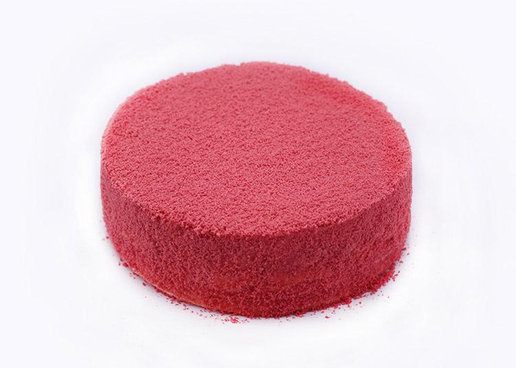 玫瑰双层芝士蛋糕