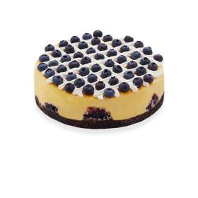 浪漫|蓝莓芝士¥265起