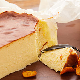 巴斯克烤芝士蛋糕¥225起