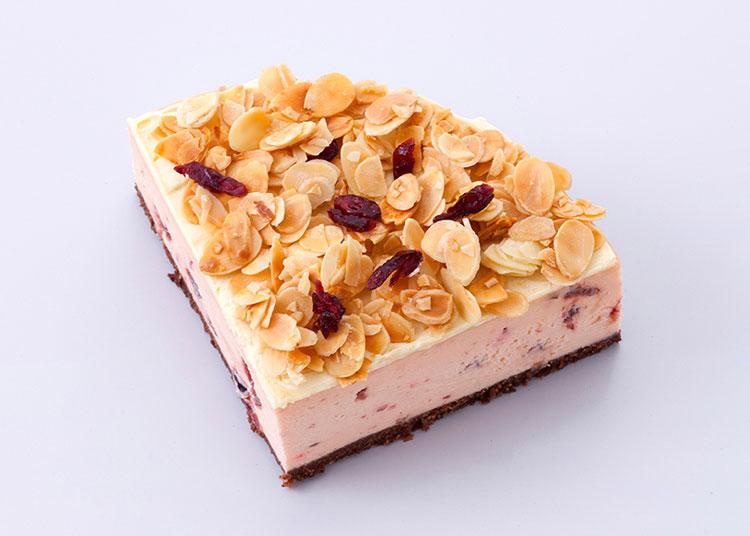 分享 蔓越莓芝士蛋糕