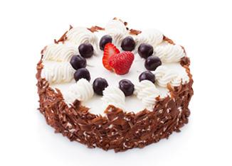 星空|黑森林蛋糕