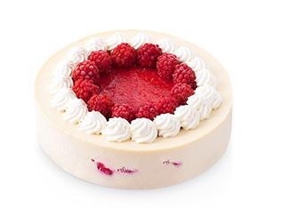 桃芝|樱桃芝士蛋糕