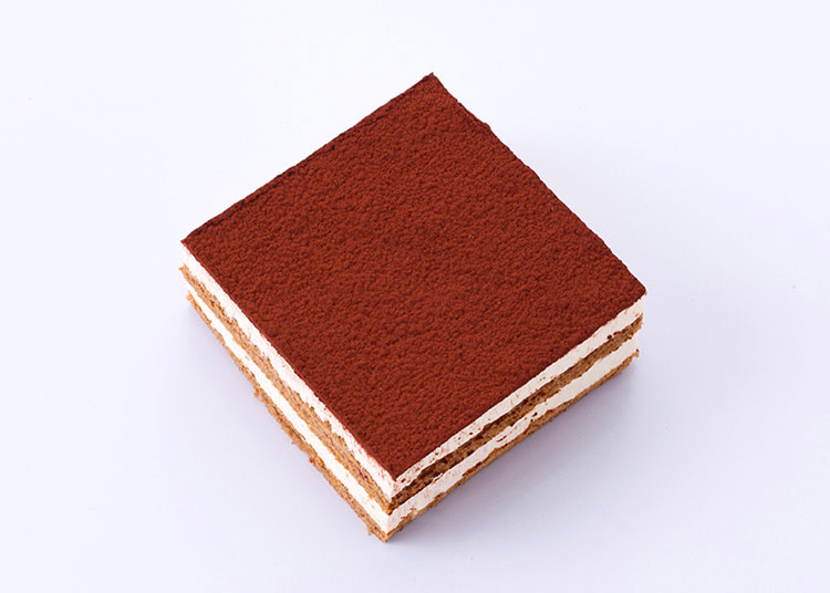 迷恋 提拉米苏蛋糕