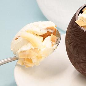 椰子冻蛋糕